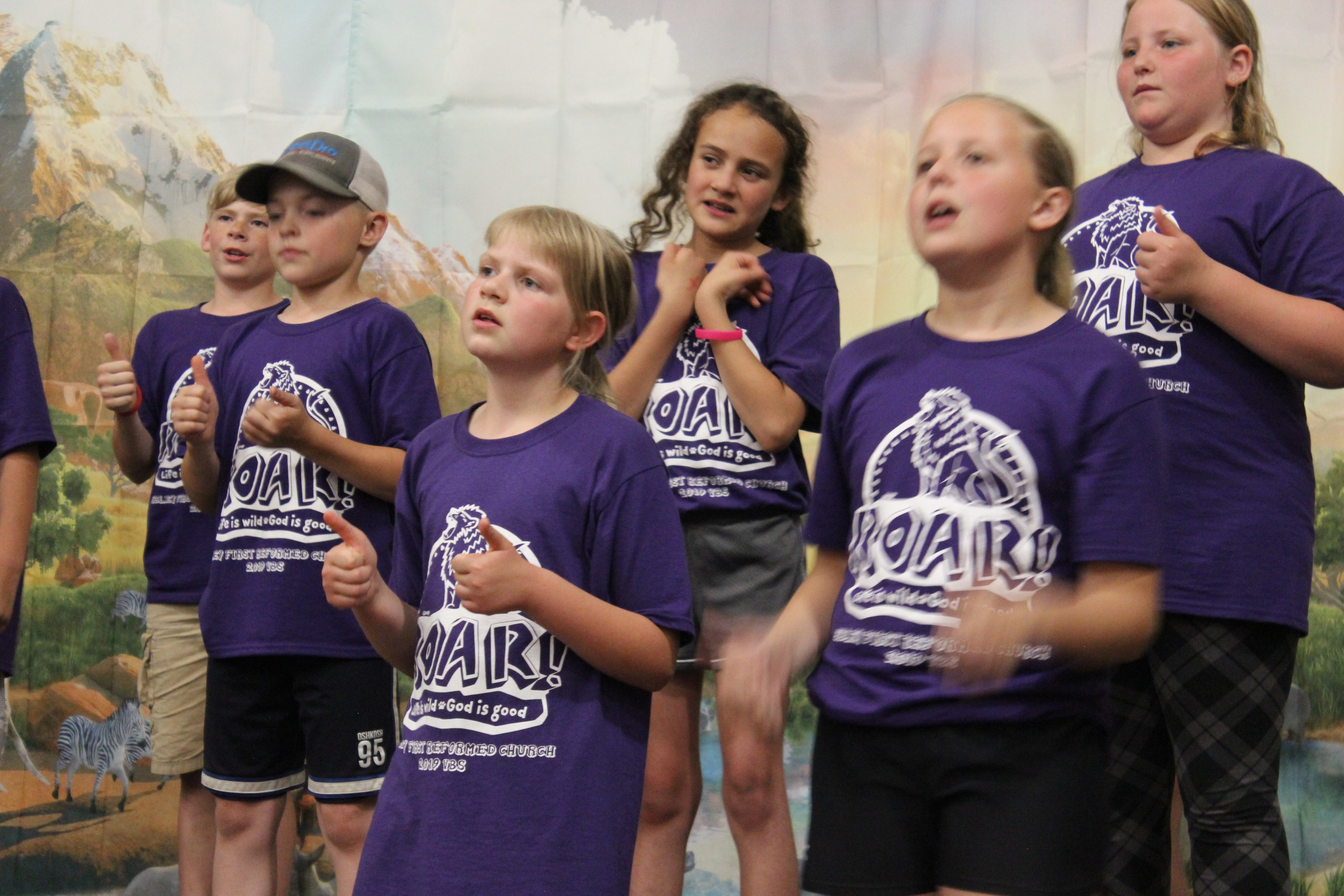 Vacation Bible School - First Reformed Church