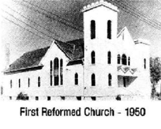 First Reformed Church- 1950