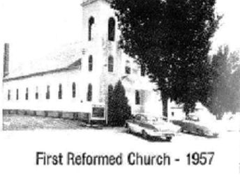 First Reformed Church- 1957