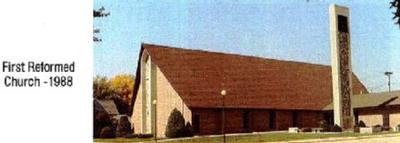 First Reformed Church- 1988
